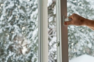Energy Efficient uPVC Casement Windows