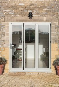 Aluminium Bi-Fold Doors, Waterlooville