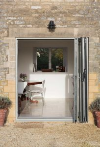 Aluminium Folding Doors Waterlooville