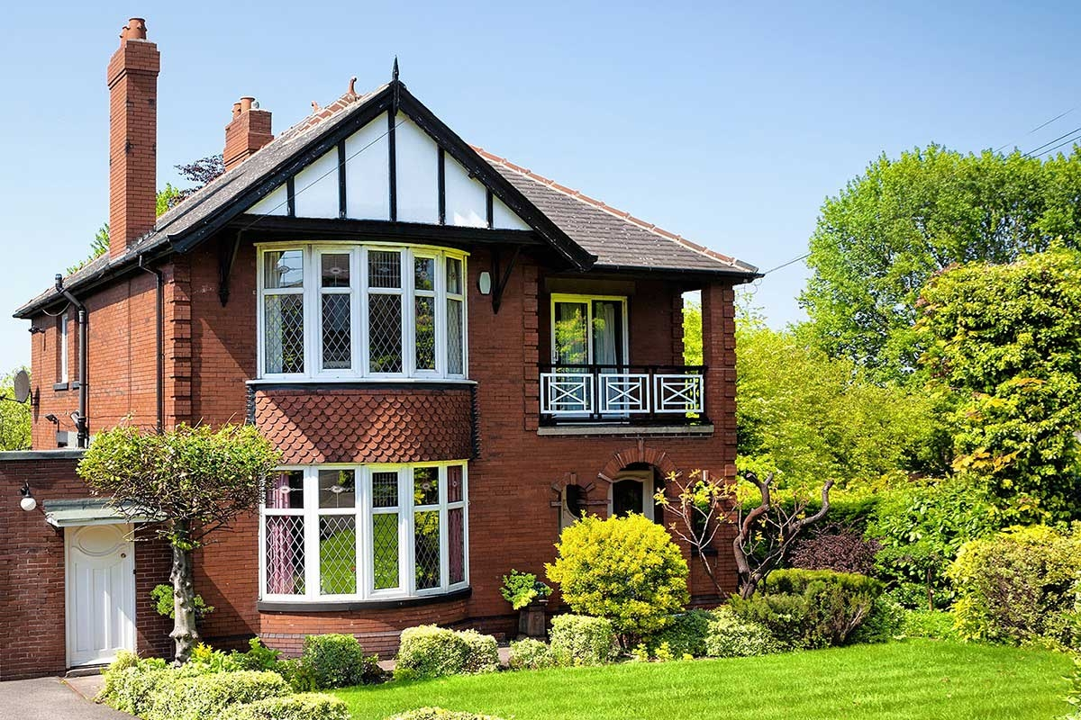 House with Bow Windows, Waterlooville
