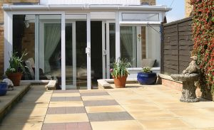 lean-to conservatory, waterlooville