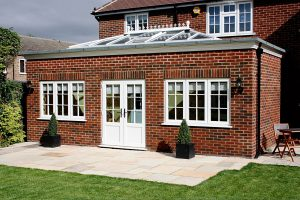 French Doors in Orangery, Waterlooville