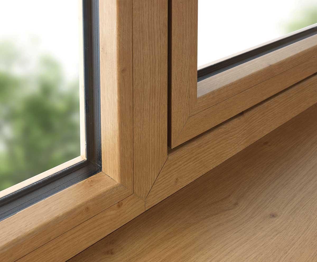 Wood Effect Windows, Waterlooville