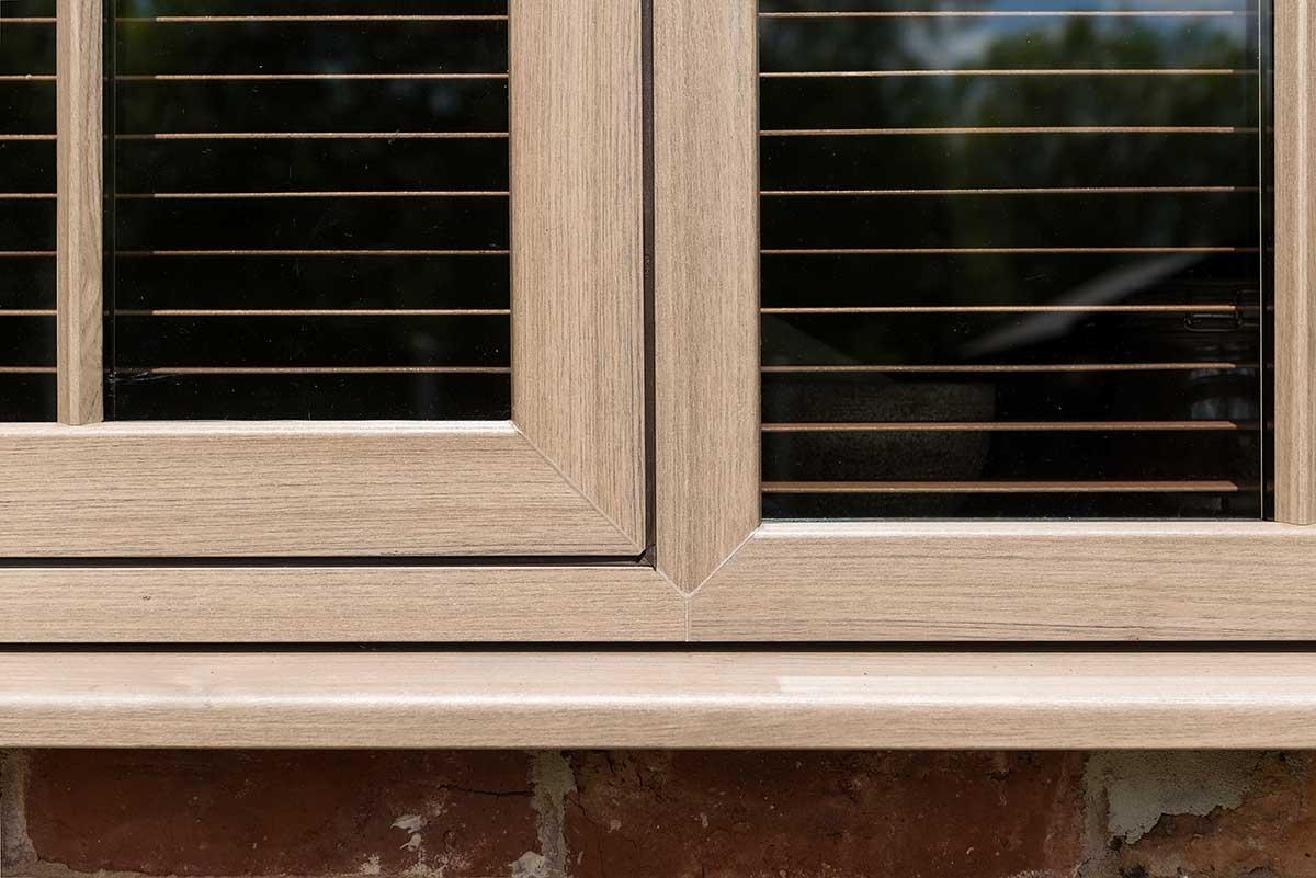 Oak Flush Casement Window Costs Waterlooville