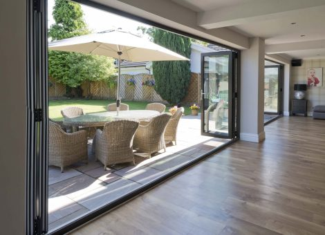 uPVC Bi-Fold Doors, Waterlooville, Hampshire