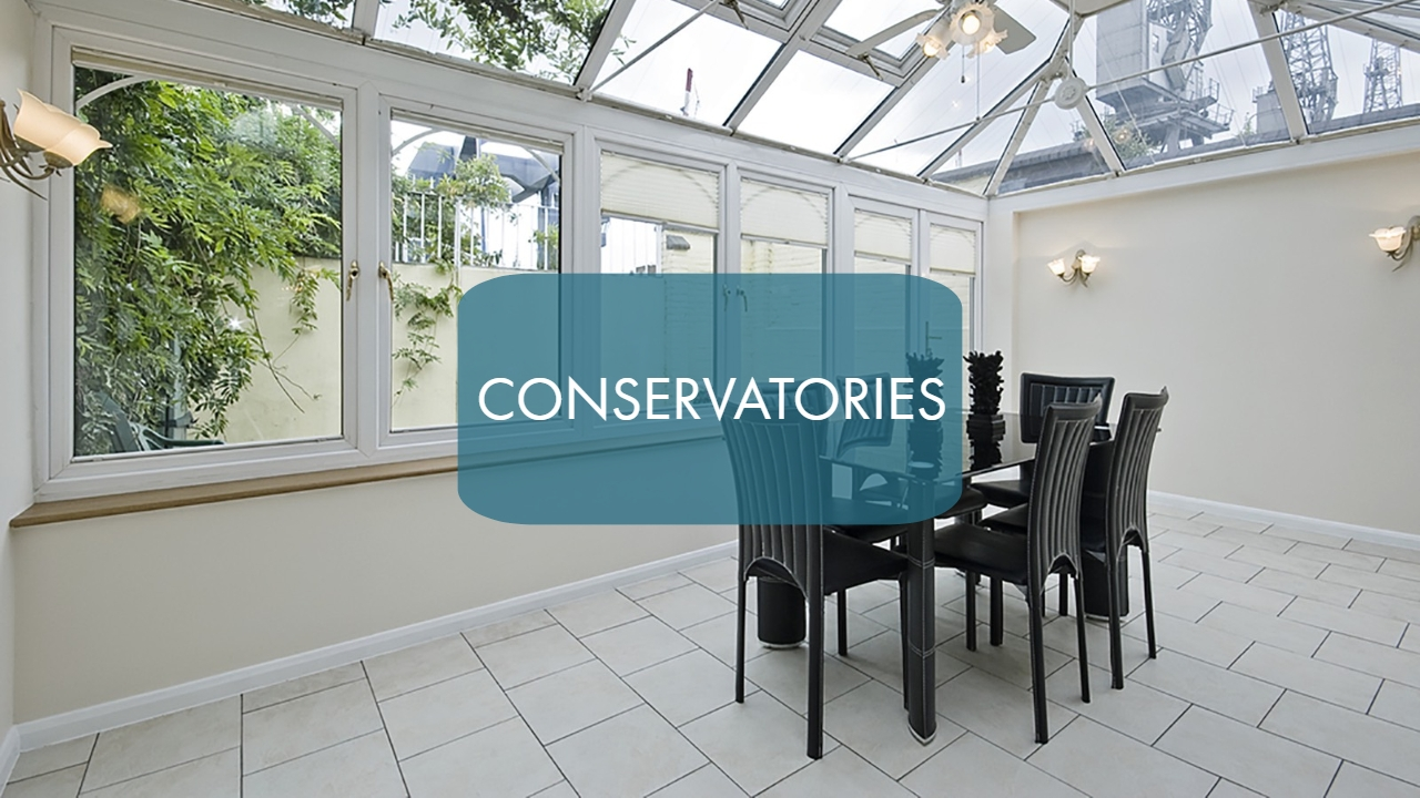 Conservatories, Hampshire