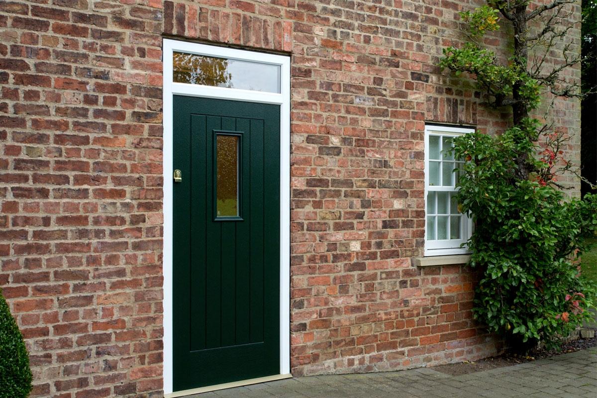composite front doors in waterlooville