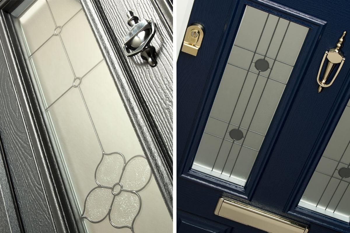 Modern Entrance Doors in Waterlooville